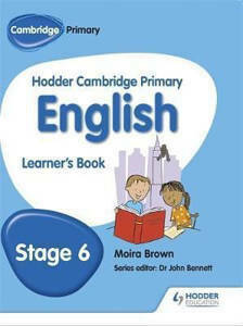 Picture of Hodder Cambridge Primary English Learner's Book Stage 6