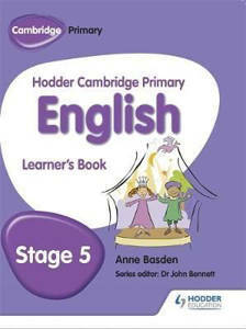 Picture of Hodder Cambridge Primary English Learner's Book Stage 5
