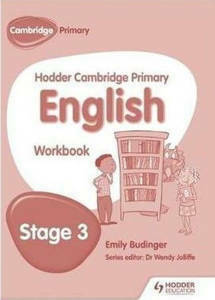 Picture of Hodder Cambridge Primary English Workbook Stage 3