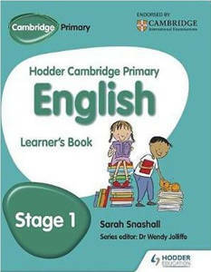 Picture of Hodder Cambridge Primary English Learner's Book Stage 1