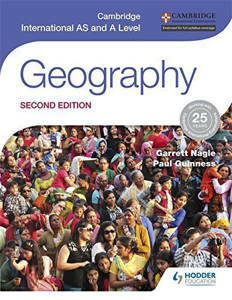 Picture of Cambridge International AS and A Level Geography Second Edition - Garrett Nagle