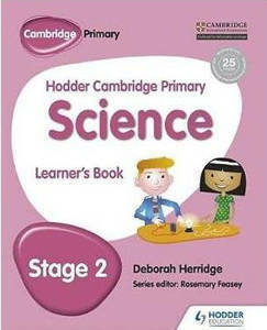Picture of Hodder Cambridge Primary Science Learner's Book Stage 2