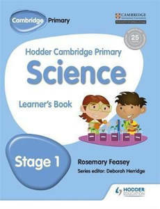 Picture of Hodder Cambridge Primary Science Learner's Book Stage 1