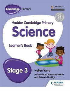 Picture of Hodder Cambridge Primary Science Learner's Book Stage 3