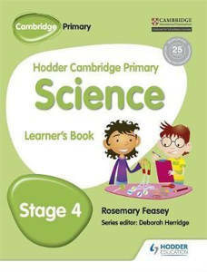 Picture of Hodder Cambridge Primary Science Learner's Book Stage 4