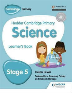 Picture of Hodder Cambridge Primary Science Learner's Book Stage 5