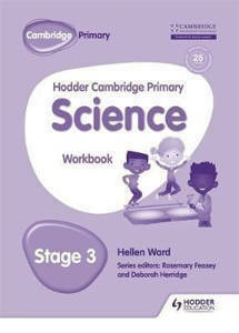 Picture of Hodder Cambridge Primary Science Workbook Stage 3