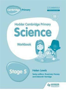 Picture of Hodder Cambridge Primary Science Workbook Stage 5
