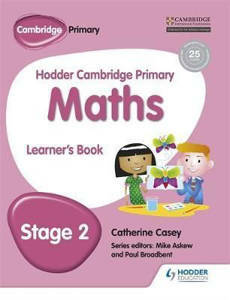 Picture of Hodder Cambridge Primary Mathematics Learner's Book Stage 2