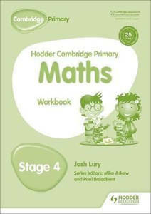 Picture of Hodder Cambridge Primary Mathematics Workbook Stage 4