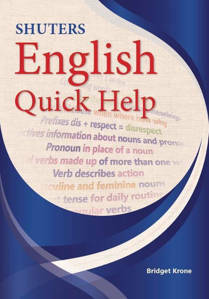 Picture of Shuters English Quick Help