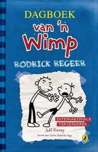 Picture of Dagboek van 'n Wimpy Kid 2: Rodrick Regeer - Jeff Kinney