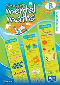 Picture of New Wave Mental Maths Workook B - Eddy Krajcar