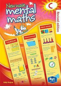 Picture of New Wave Mental Maths Workook C - Eddy Krajcar