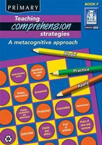 Picture of Primary Comprehension Workbook F