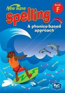 Picture of New Wave Spelling Student Workbook F
