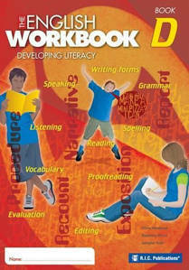 Picture of The English Workbook Developing Literacy Workbook D