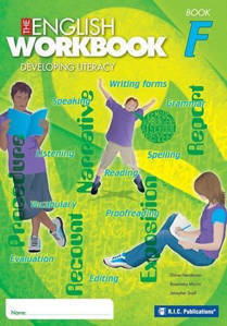 Picture of The English Workbook Developing Literacy Workbook F
