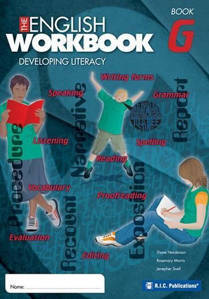 Picture of The English Workbook Developing Literacy Workbook G