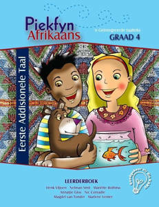 Picture of Piekfyn Afrikaans Leerderboek Graad 4 Eerste Addisionele Taal (KABV)