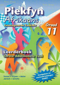 Picture of Piekfyn Afrikaans Leerderboek Graad 11 Eerste Addisionele Taal (KABV)
