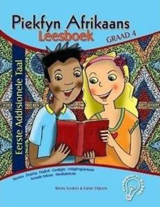 Picture of Piekfyn Afrikaans Leesboek Graad 4 Eerste Addisionele Taal (KABV)