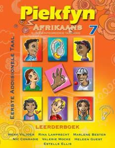 Picture of Piekfyn Afrikaans Leerderboek Graad 7 Eerste Addisionele Taal (KABV)