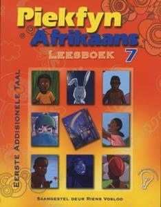 Picture of Piekfyn Afrikaans Leesboek Graad 7 Eerste Addisionele Taal (KABV)