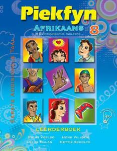 Picture of Piekfyn Afrikaans Leerderboek Graad 8 Eerste Addisionele Taal (KABV)