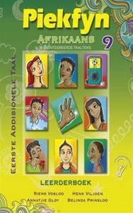 Picture of Piekfyn Afrikaans Leerderboek Graad 9 Eerste Addisionele Taal (KABV)