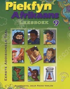 Picture of Piekfyn Afrikaans Leesboek Graad 9 Eerste Addisionele Taal (KABV)