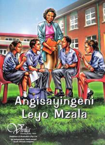 Picture of Angisayingeni leyo Mzala - J. Ngcobo