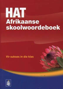 Picture of HAT Afrikaans Skoolwoordeboek (Afrikaans, Paperback)
