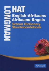 Picture of Longman-HAT School/Skool English-Afrikaans Afrikkans English Dictionary Gr 7 - 12