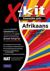 Picture of X-Kit Essensiele Gids: Afrikaans Huistaal (KABV)