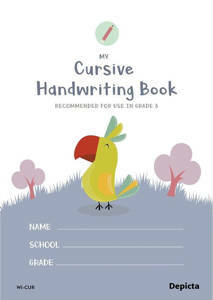 Picture of My Cursive Handwriting Book - Depicta