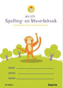 Picture of My Eie Spelling en Woordeboek Grade 2