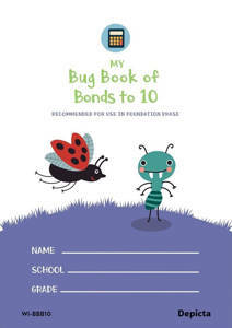 Picture of My Bug Book of Bonds to 10 - Depicta