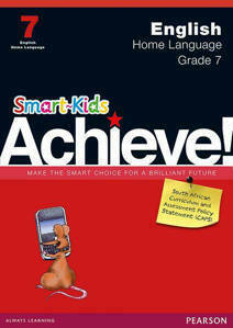 Picture of Smart-Kids English Home Language Grade 7 Study Guide (CAPS)