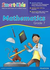 Picture of X-Kit Achieve! Mathematics Grade 7 Study Guide (CAPS)