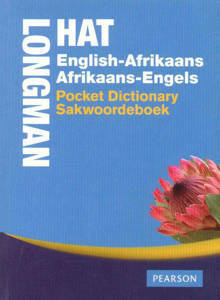 Picture of Longman-HAT English-Afrikaans & Afrikaans-English Pocket Dictionary Paperback