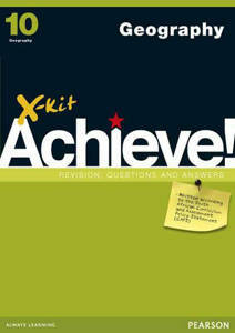 Picture of X-Kit Achieve! Geography Grade 10 Study Guide (CAPS)