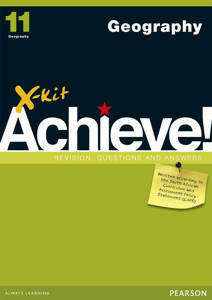 Picture of X-Kit Achieve! Geography Grade 11 Study Guide (CAPS)