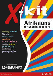 Picture of X-Kit Essensiele Gids: Afrikaans for English Speakers (KABV)