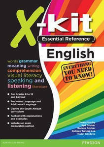 Picture of X-Kit Essential Reference: English (CAPS)