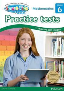 Picture of Smart-Kids Practice tests Mathematics Grade 6 (CAPS)