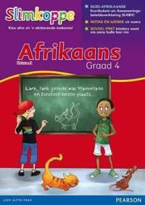 Picture of Slimkoppe Afrikaans Huistaal Studiegids Graad 4 (NKAB)