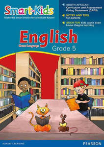 Picture of Smart-Kids English Home Language Grade 5 Study Guide (CAPS)