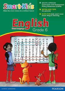 Picture of Smart-Kids English Home Language Grade 6 Study Guide (CAPS)