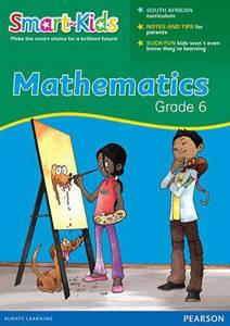 Picture of Smart-Kids Mathematics Grade 6 Study Guide (CAPS)